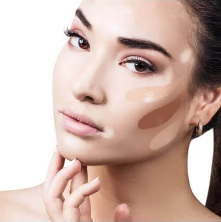 Διορθωτικό μακιγιάζ στη δερματολογία: Μερικές συμβουλές