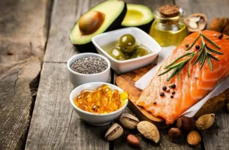 τροφές πλούσιες σε λιπαρά οξέα