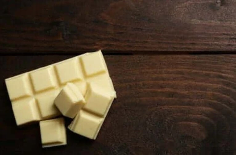 άσπρη σοκολάτα