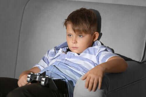 Σωματική αδράνεια στα παιδιά: Μια αυξανόμενη επιδημία
