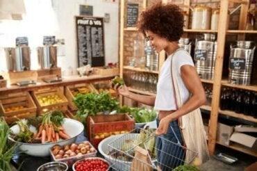 Το χρώμα των τροφών και η διατροφική τους αξία