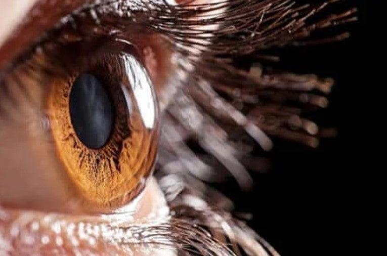 μάτι κοντινό