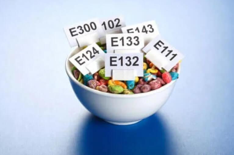 Τα πρόσθετα τροφίμων: Πώς επηρεάζουν το σώμα σας