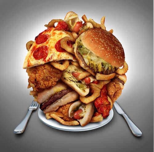 Τα υπερ-επεξεργασμένα τρόφιμα αυξάνουν τη γήρανση των κυττάρων
