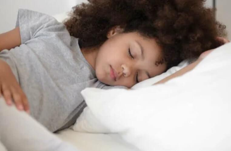 κορίτσι που κοιμάται