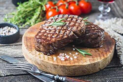 Πόσο κρέας πρέπει να τρώτε την εβδομάδα;