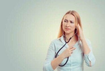 Η υπερβολική ανησυχία για την υγεία σας