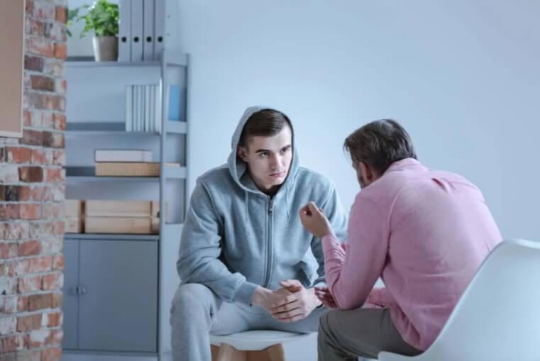 συζήτηση με γονείς