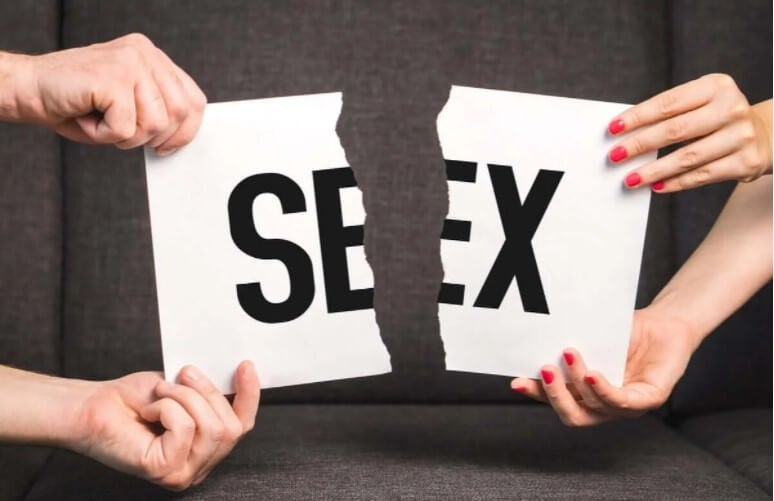 οχι σεξ