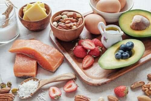 Εγκεκριμένη λίστα τροφίμων κετογονικής διατροφής