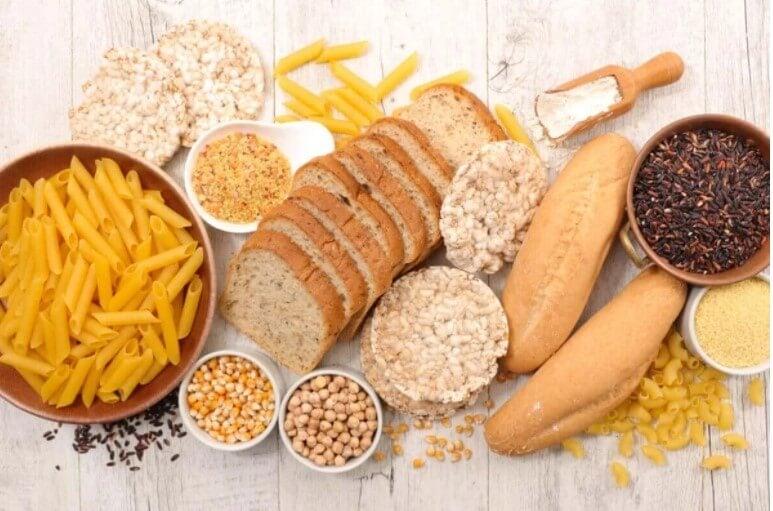 ψωμί και δημητριακά