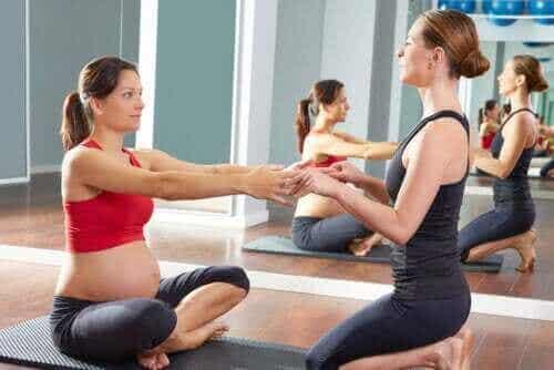 Μάθετε τις καλύτερες ασκήσεις για εγκύους
