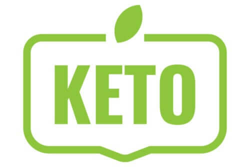 Σήμα με τη λέξη keto
