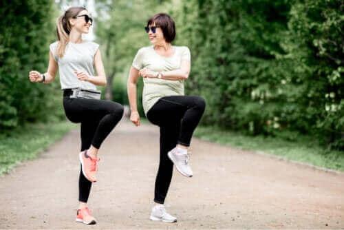 Θυλακίτιδα ισχίου: Ασκήσεις για την ανακούφισή της