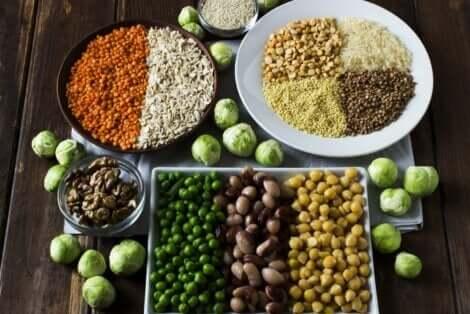 Τρόφιμα με πρωτεΐνες φυτικής προέλευσης-κατανάλωση πρωτεϊνών