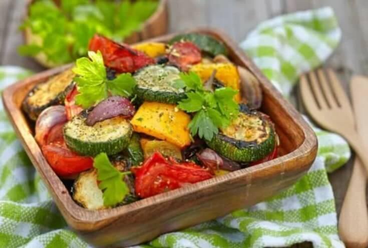 τουρλού λαχανικών