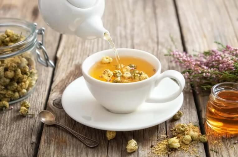 τσάι χαμομήλι