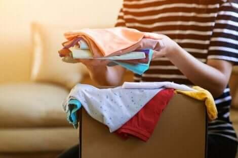 4 συμβουλές για να στεγνώνετε γρήγορα τα ρούχα