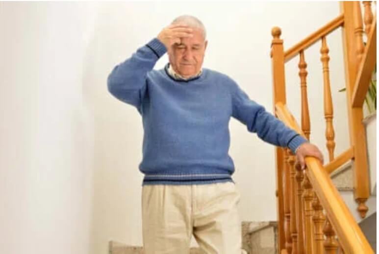 6 προτεινόμενες ασκήσεις για τον ίλιγγο