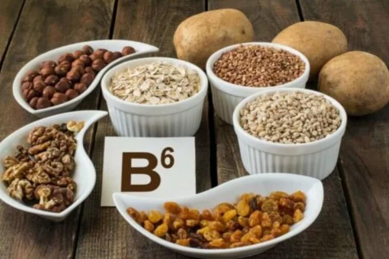 τροφές για βιταμίνη Β6