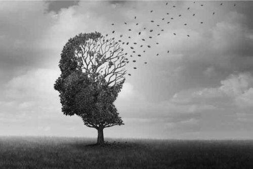 Δένδρο με σχήμα κεφαλιού