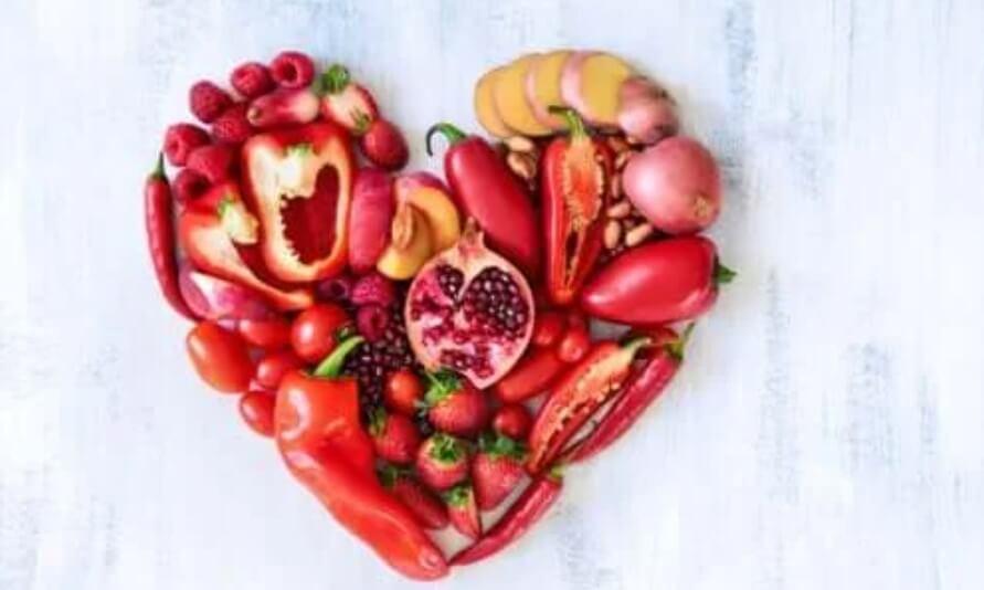 Κόκκινα φρούτα και λαχανικά: Η διατροφική τους αξία