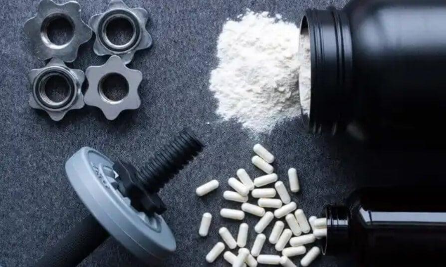 χάπια και σκόνη