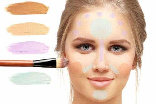 Μακιγιάζ χρωματικής διόρθωσης: Ο σκοπός του και πώς χρησιμοποιείται