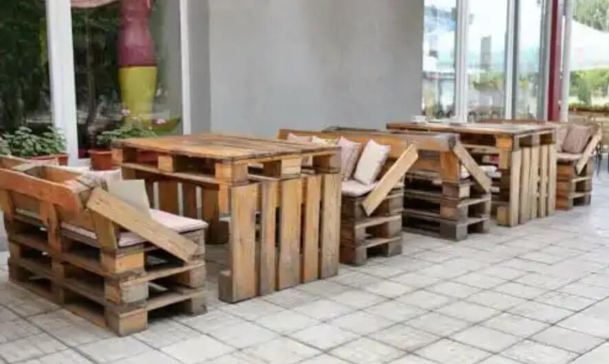 ξύλινες πλάκες