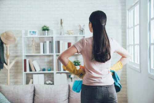 Χρησιμοποιήστε τη μέθοδο 20/10 για να οργανώσετε το σπίτι