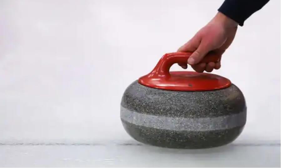 μπάλα του curling