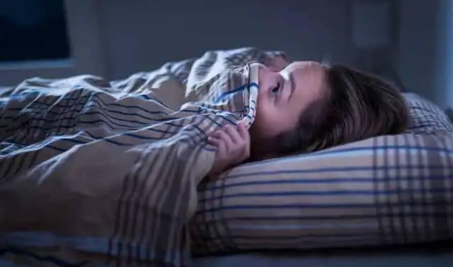 γυναικα που δεν κοιμάται
