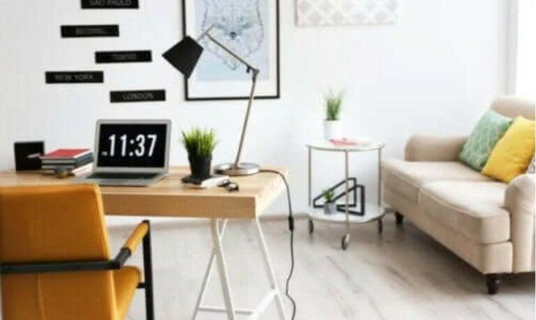 8 φανταστικές συμβουλές για τη διακόσμηση γραφείου