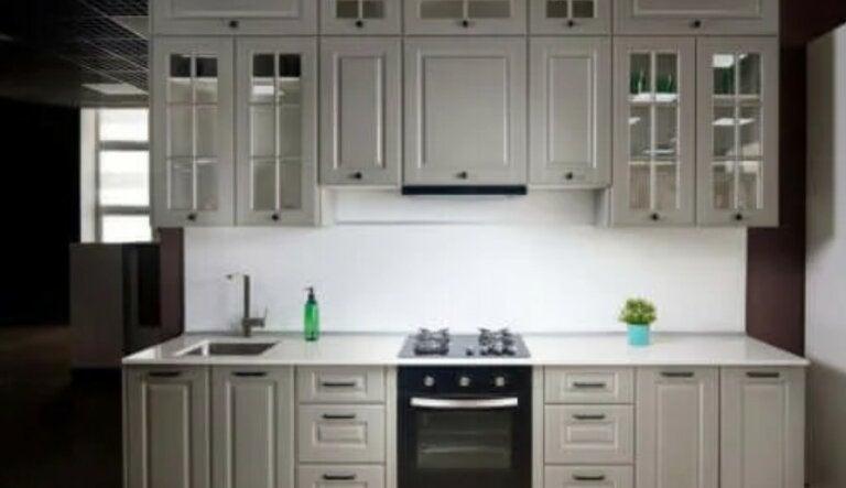 Γραμμικές κουζίνες: Μερικές συμβουλές και χαρακτηριστικά