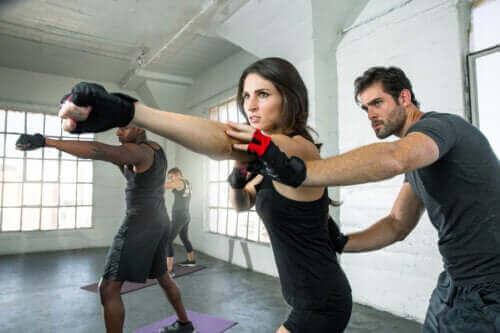 Μάθετε ποια είναι τα οφέλη του fitboxing