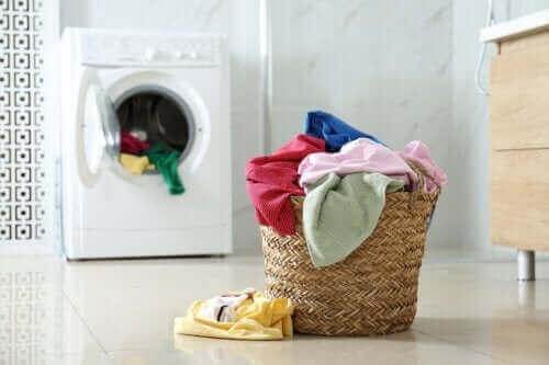 Προσθέστε μαύρο πιπέρι στο πλυντήριο ρούχων