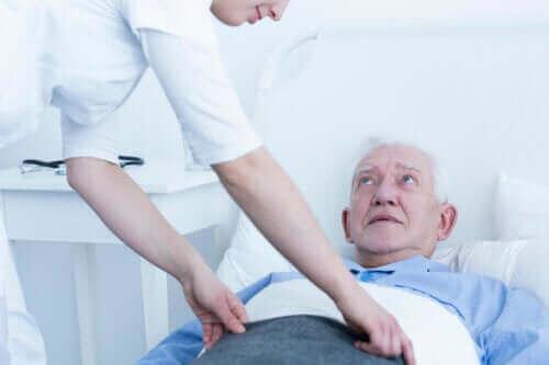 Τα διαφορετικά στάδια των πληγών κατάκλισης και η θεραπεία τους