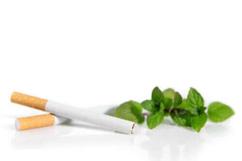 Τα τσιγάρα με μενθόλη μπορεί να είναι πολύ πιο βλαβερά
