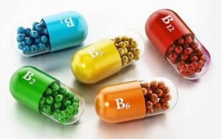 βιταμίνες σε χάπια