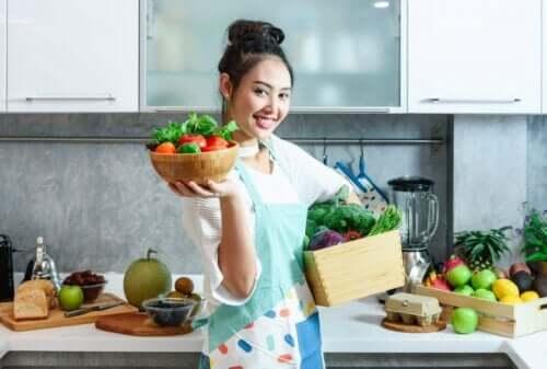 6 Συμβουλές για να ξεκινήσετε μια φυτική διατροφή