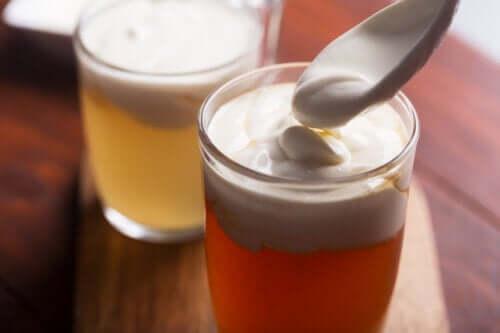 Τσάι με τυρί: Προέλευση και προετοιμασία