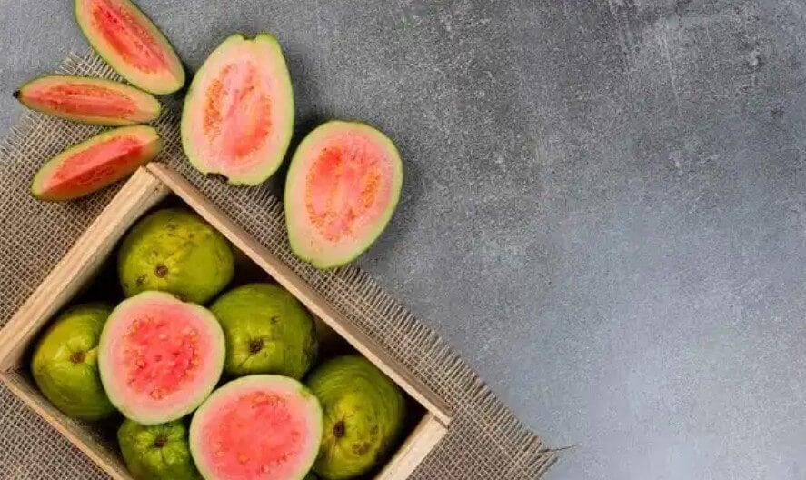 γκουάβα σε φέτες