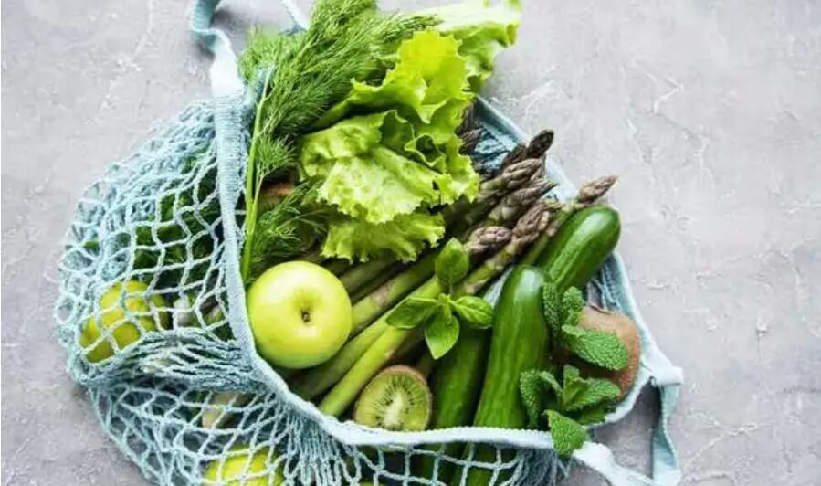 πράσινα λαχανικά