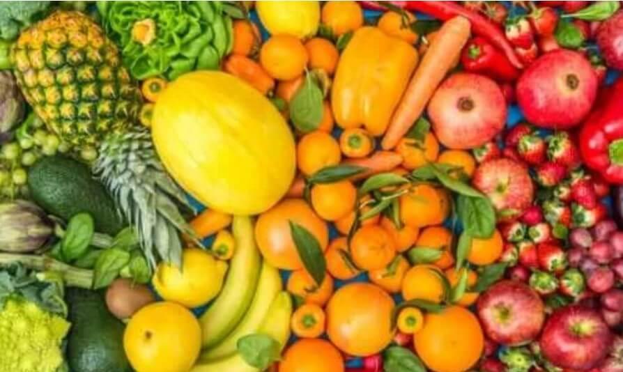 5 φρούτα και λαχανικά την ημέρα για να ζήσετε περισσότερο