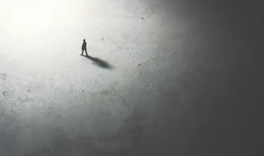 άνδρας μόνος