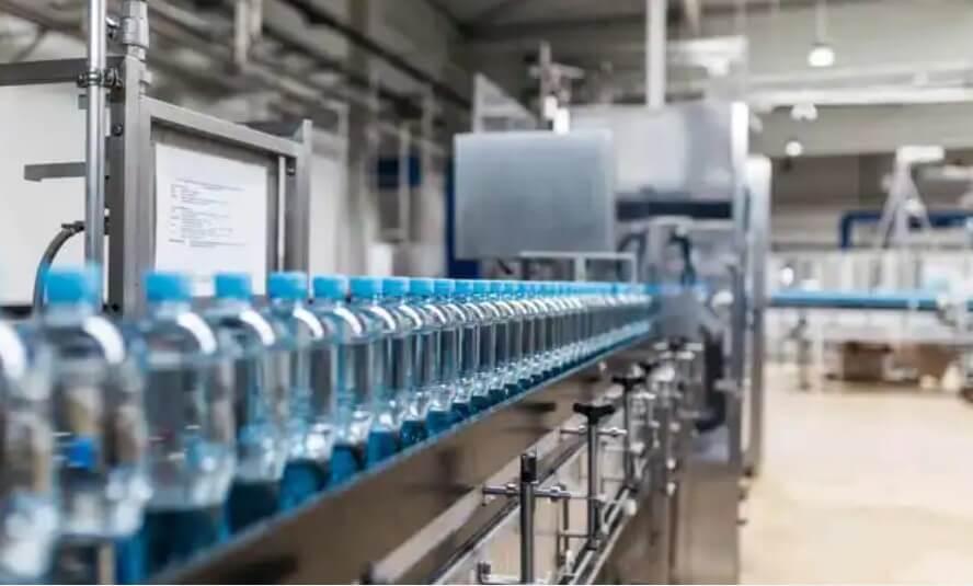 βιομηχανια με νερα