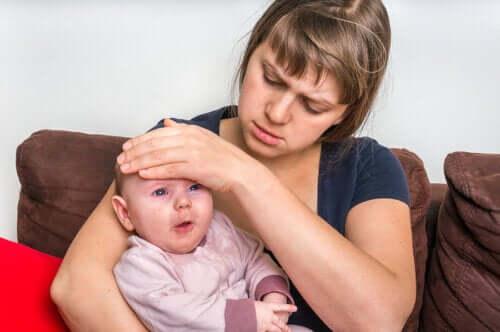 Ποια είναι τα συμπτώματα για την πνευμονία στα παιδιά