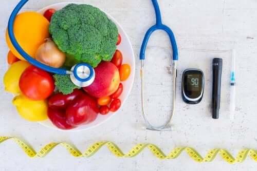 Διατροφική θεραπεία για διαβήτη τύπου 2
